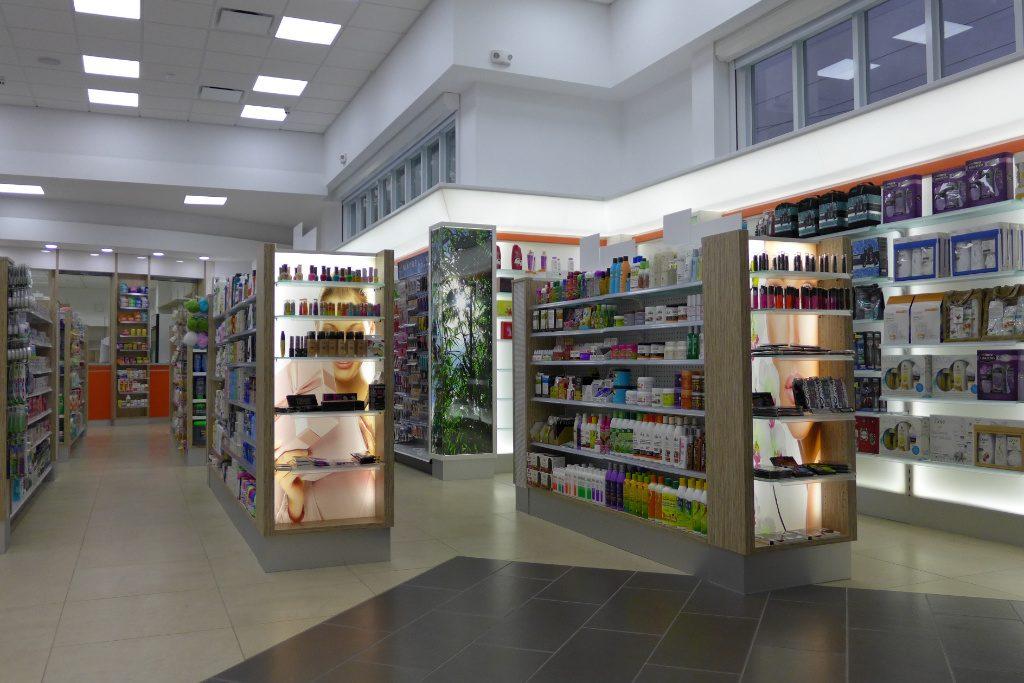 Cosmetic 2, Pharmacia MiSueno, Apotheke bei AT Design Team