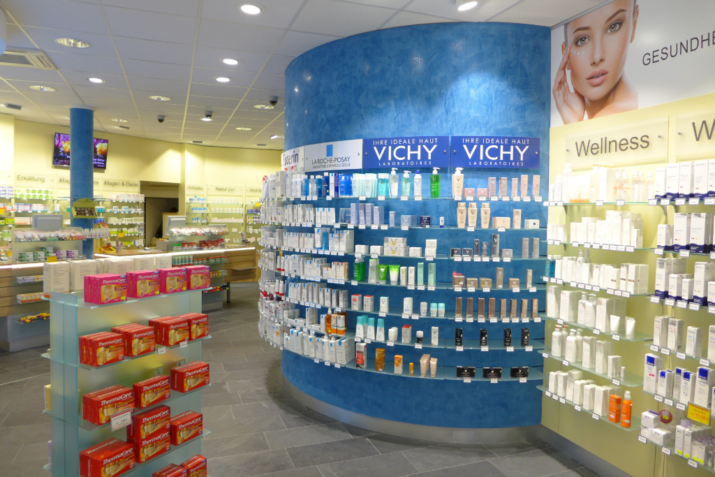 Offizin, Apotheke Ruhrgebiet, Pharmacy by AT Design Team
