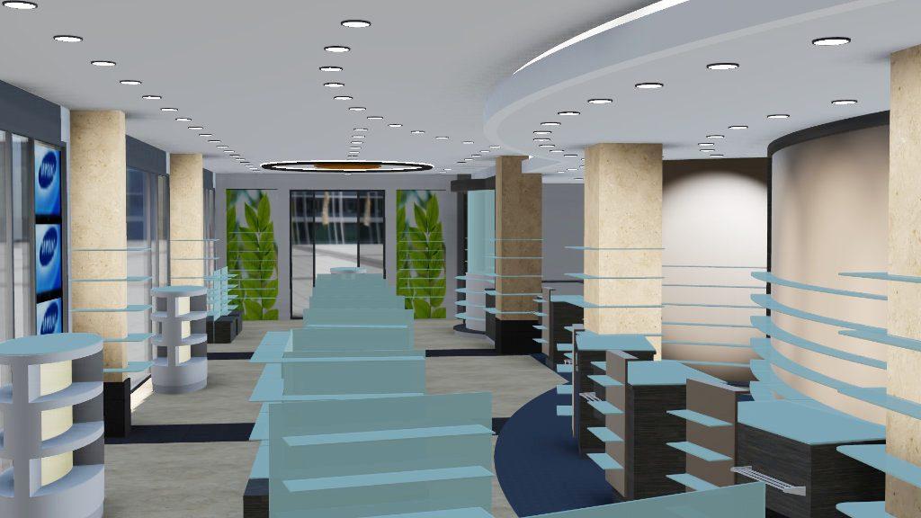 3D Apothekenplanung, Firma AT Designteam GmbH